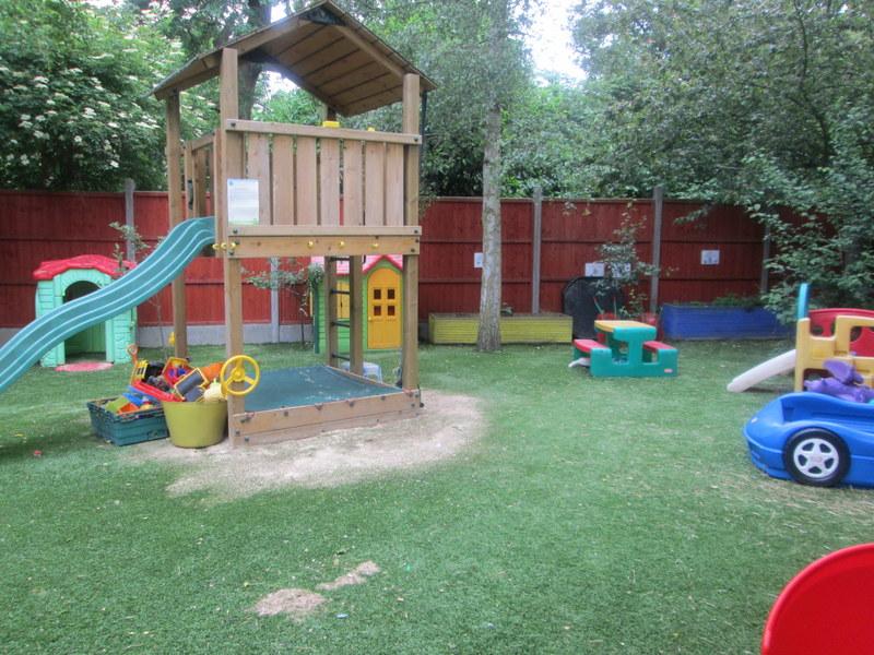 HGS Outdoor Area 4
