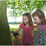 children-tree-forest