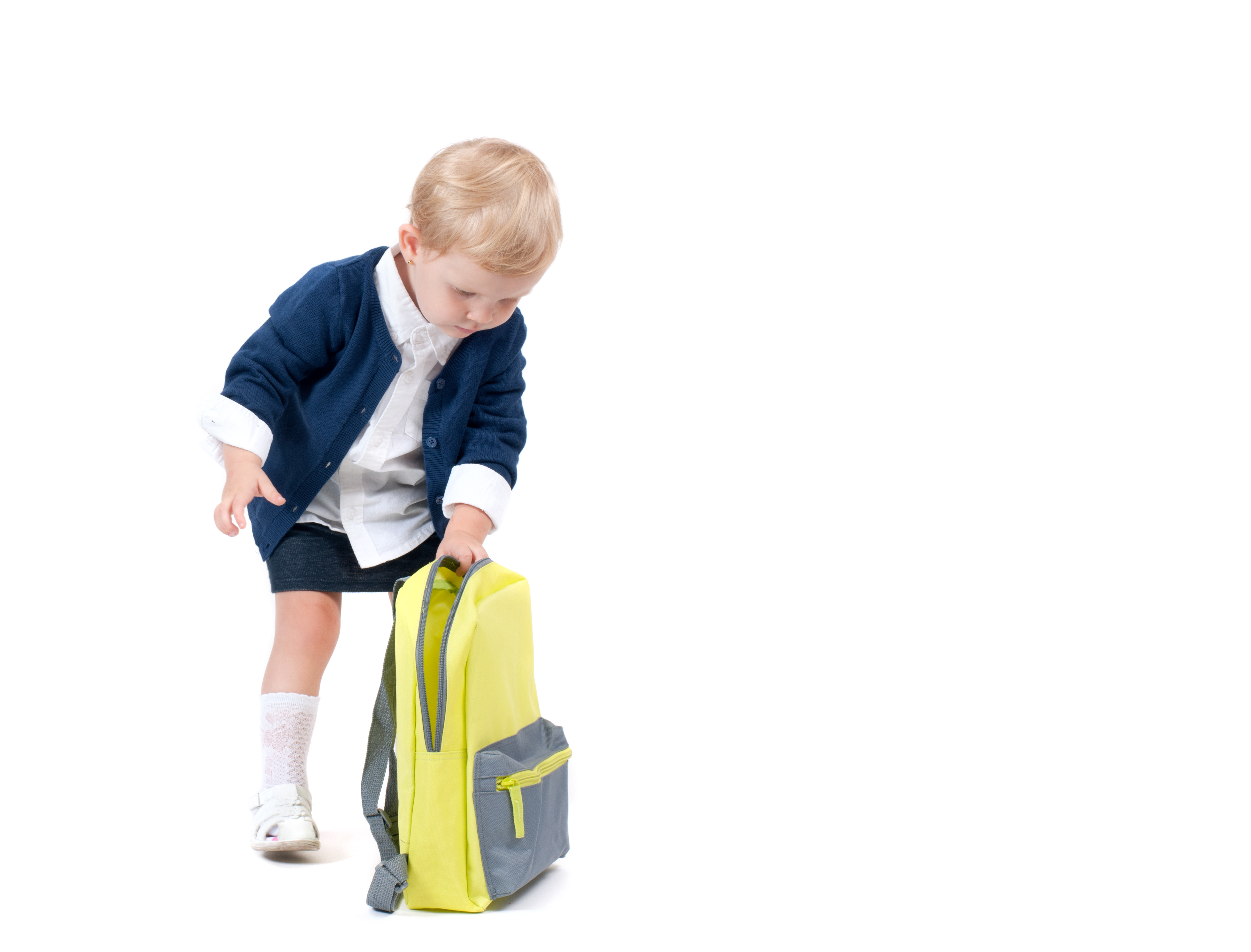 Preparing Your Child for Nursery