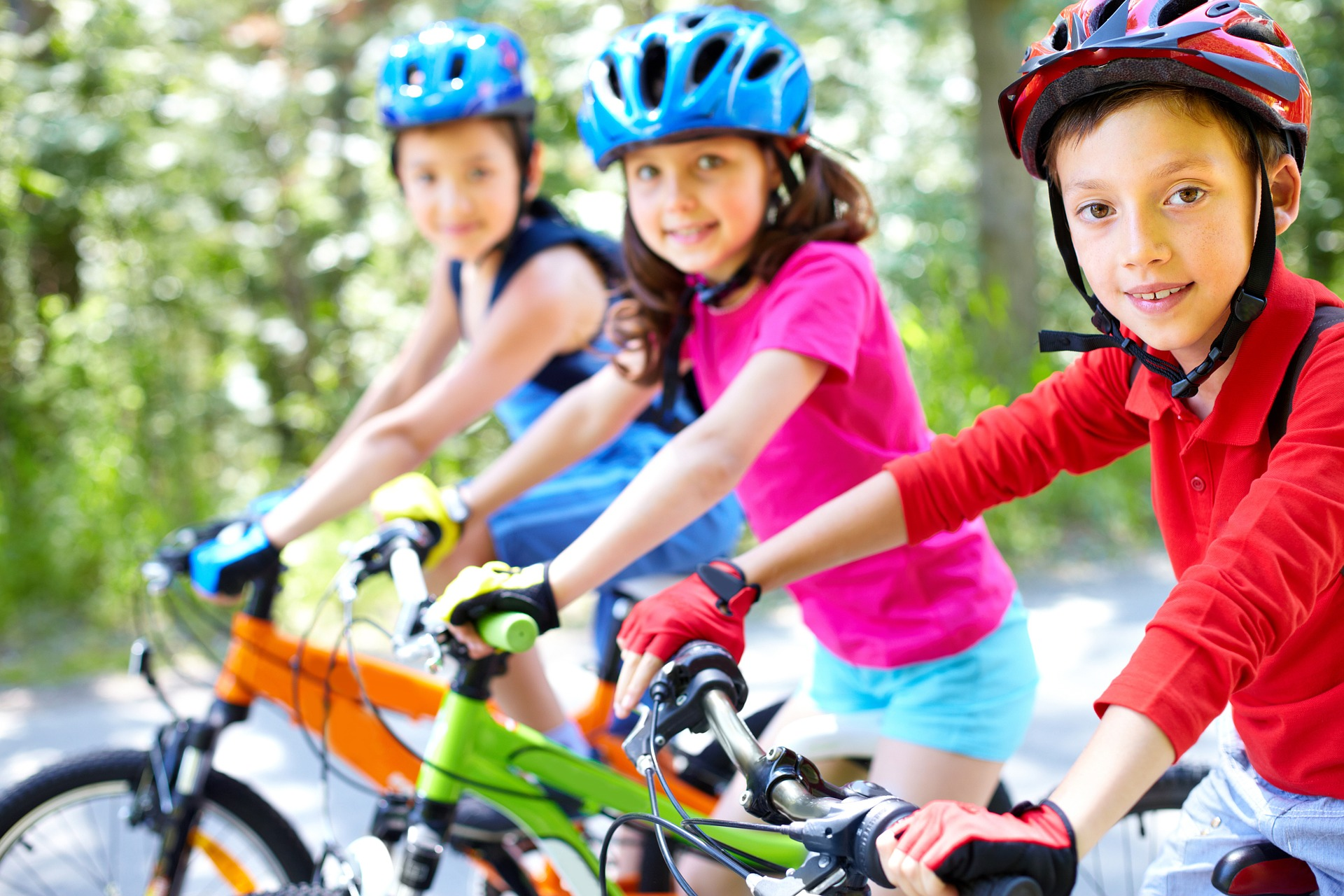 children-bike-week