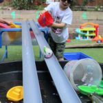 playing-child-slide