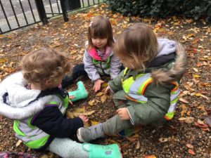 children-playing-autumn